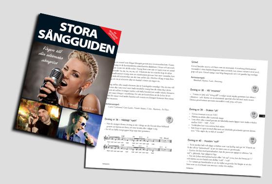 Sånglektion från Stora sångguiden