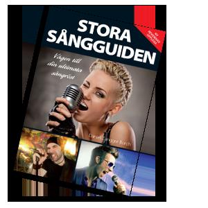 Stora Sångguiden av Voice Centre Daniel Zangger Borch