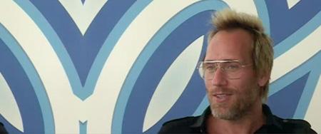Daniel Borch är sångcoach åt bland annat Kevin Borg i Idol 2008