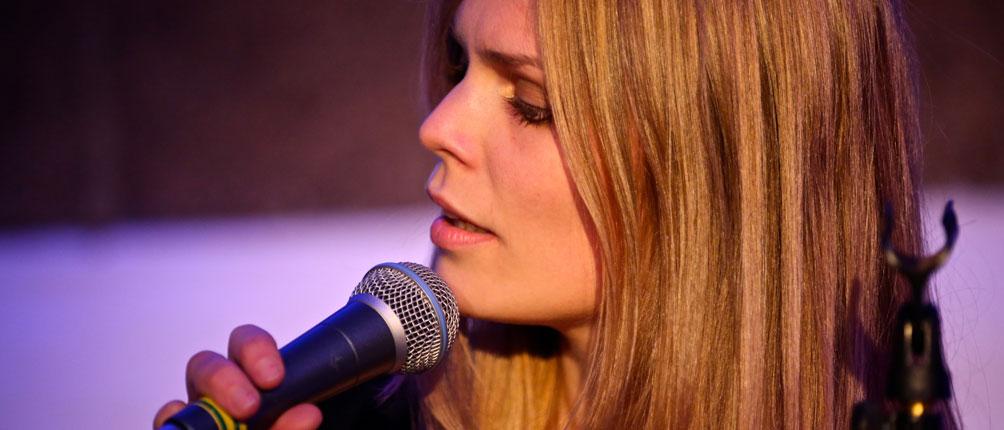 Sångpedagog, vocal coach Cecilia Runolf